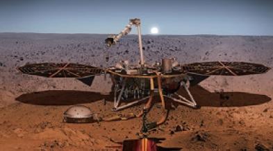[과학뉴스] 화성 지진의 실체가 드러나다
