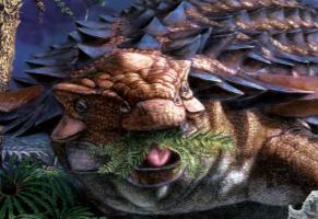 [쇼킹사이언스] 트럭만 한 공룡이 돌을 삼킨 이유는? 보레알로펠타